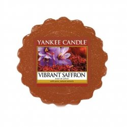 Wosk zapachowy Yankee Candle Vibrant Saffron