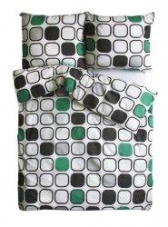Poszewka 70x80, 50x60,40X40 lub inny rozmiar - 100% bawełna ANDROPOL wz. VITAL 10 - 18 478/1