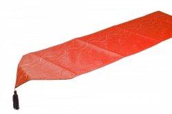 Obrus plamoodporny Jedeka 33x170 szarfa Kolor: Czerwony