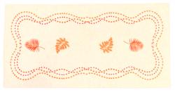 Obrus BRUNA  50x100 wz. 081290 Kolor: kremowy