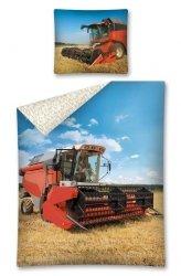 Pościel młodzieżowa 100% bawełna 160x200 lub 140x200 - Kombajn wz. 2727A