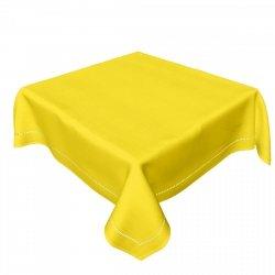 Obrus Technic rozmiar 140x200 wzór żółty (246)