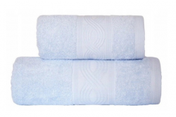 Ręcznik MARITIM 70x130 kolor błękitny