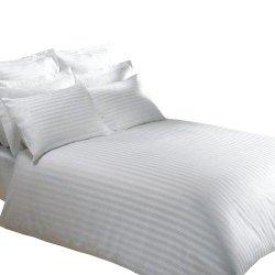 Prześcieradło hotelowe ADAMASZEK 160x260 100% bawełna