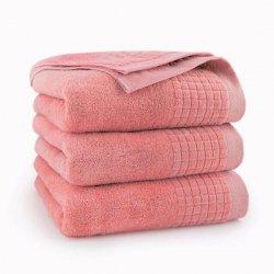Ręcznik PAULO 50x90 kolor koral