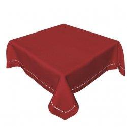 Obrus Technic RED 140x240 100% poliester wz. 246 czerwony