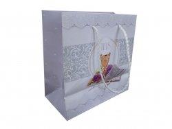 Ozdobne opakowanie, torebka na prezent 15x15  wz. Komunia 1