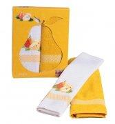 Komplet ręczników kuchennych FRUTTA 2x 50x70 wz. T28015/D