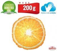 Poduszka dekoracyjna - Pomarańcza