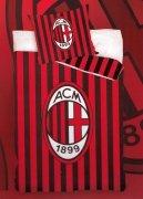 Pościel sportowa licencyjna 100% bawełna 160x200 - ACM A.C. Milan 01
