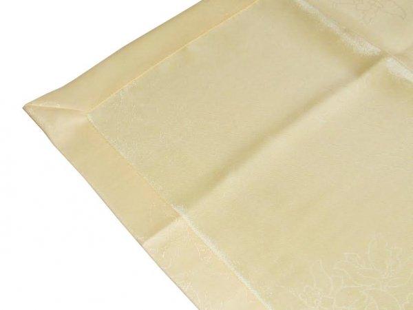 Obrus plamoodporny teflonowy rozmiar 40x90 żółty(205)