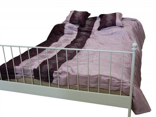 Narzuta na łóżko 240x260 + 2 poszewki 40x40 wz. Wiktoria 28