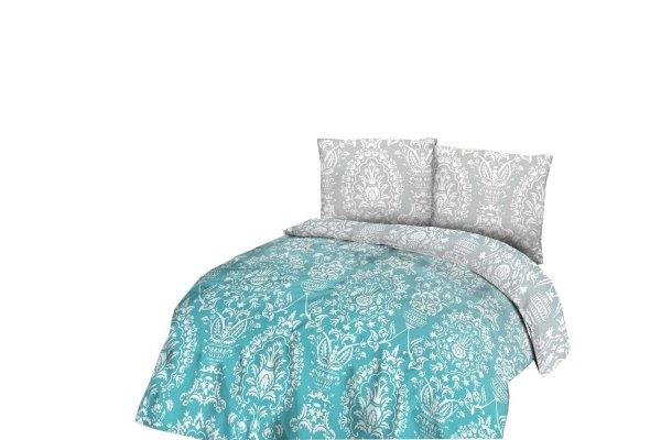 Pościel bawełniana DARYMEX kolekcja Cottonlove 200x220, 200x200 lub 180x200 + 2x70x80 wz. 71408/1