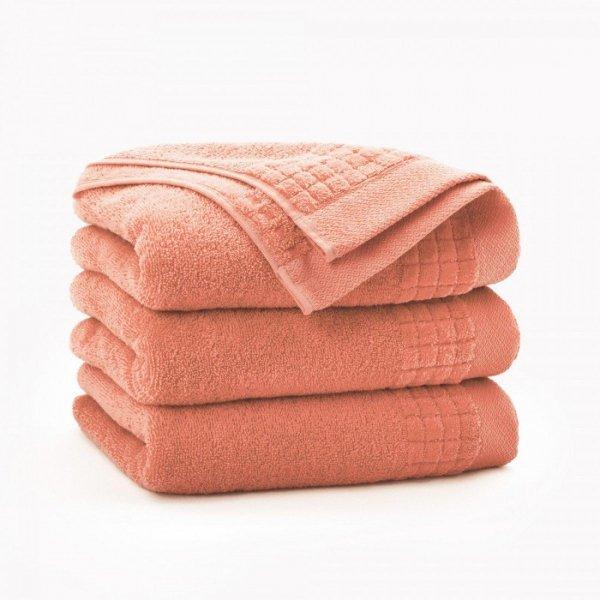 Ręcznik  PAULO  70x140  koral