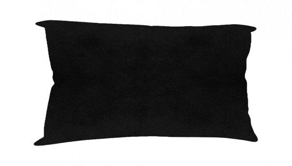 Poduszka, wsad do poszewki 30x50 cm czarna