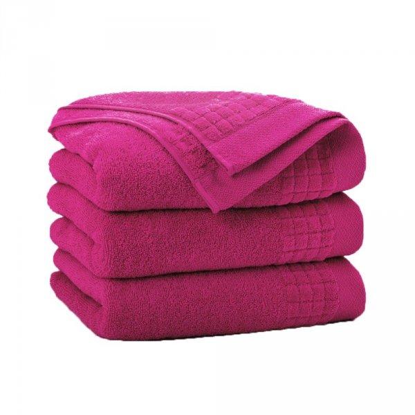 Ręcznik  PAULO  70x140  kolor Fuksja