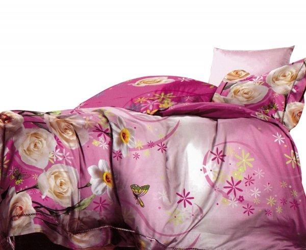 Pościel bawełna satynowa 160x200 lub 140x200- wz. 5662