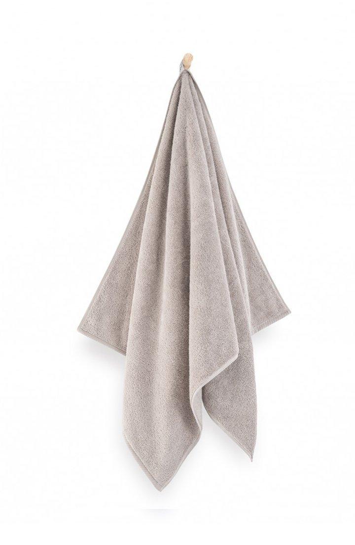 Ręcznik z bawełny egipskiej KIWI 2 100x150 wz. piaskowy