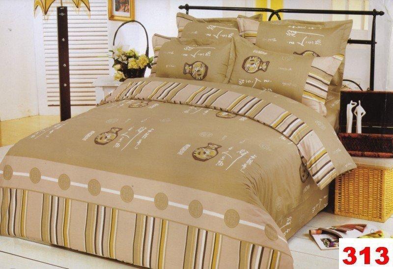 Poszewki na poduszki 40x40 bawełna satynowa wz. 0313