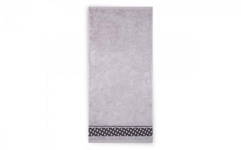 Ręcznik z bawełny egipskiej DRAGON 70x140 wz. bazalt