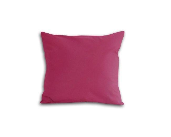 Poszewka na poduszkę 40x40 - 100% bawełna satynowa DARYMEX, zapięcie na zamek wz. jasny fiolet 040