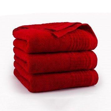 Ręcznik  PAULO  70x140  kolor Czerwony