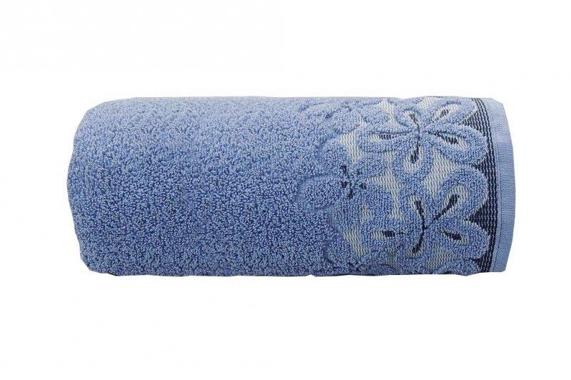 Ręcznik BELLA 50x90 kolor denim