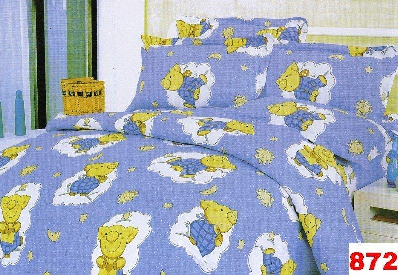 Poszewka na poduszkę 70x80, 50x60 lub inny rozmiar - 100% bawełna satynowa  wz. Z  0872