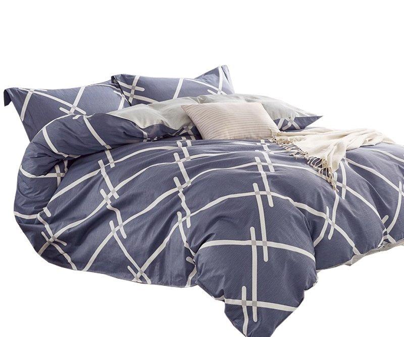 Pościel dwustronna bawełna satynowa 160x200 lub 140x200 - wz. 1533