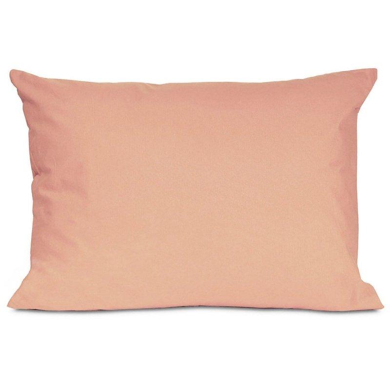 Poszewka na poduszkę RUBIN 70x80 100% bawełna wz. pudrowy róż 508/4