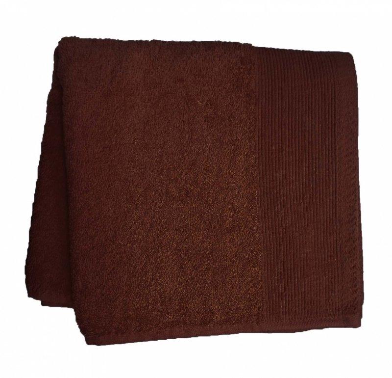 Ręcznik Aqua 30x50 brązowy