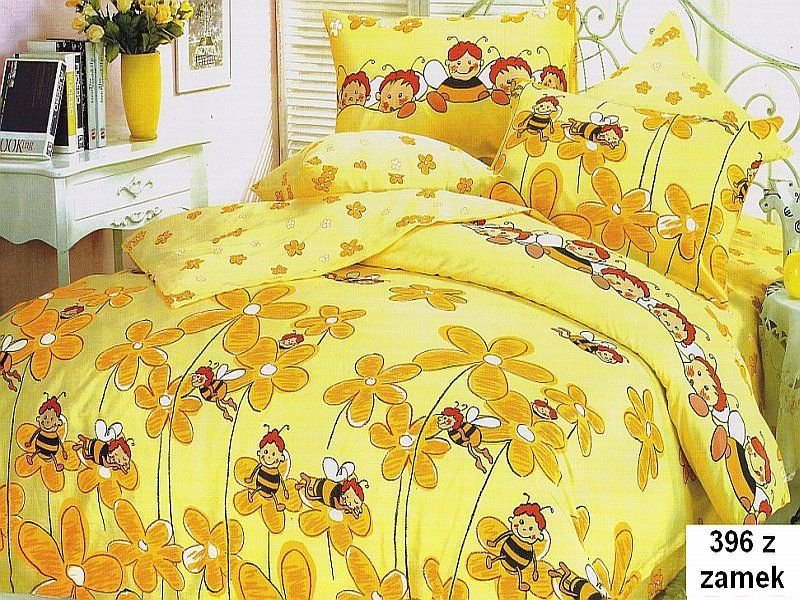 Poszewka na poduszkę 70x80, 50x60 lub inny rozmiar - 100% bawełna satynowa  wz. G 0396