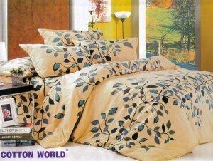 """Poszewka na poduszkę 70x80, 50x60 lub inny rozmiar - """"KORA"""" zapięcie na zamek Cotton KB32"""