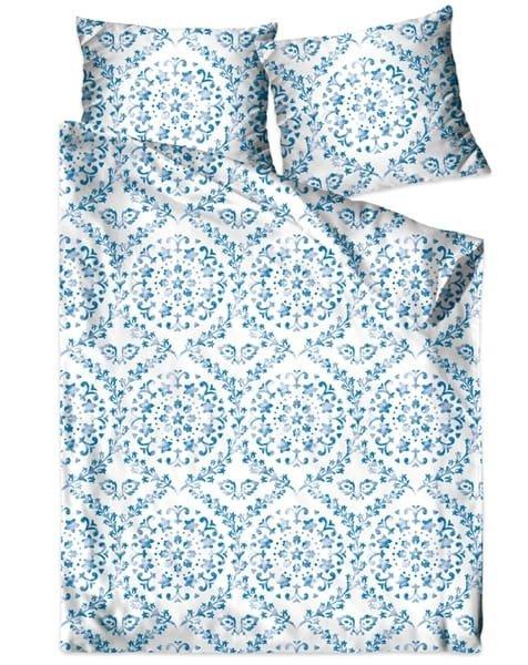 Pościel satyna bawełniana Frotex 140x200 + 1x70x80  - wz. LIMNOS