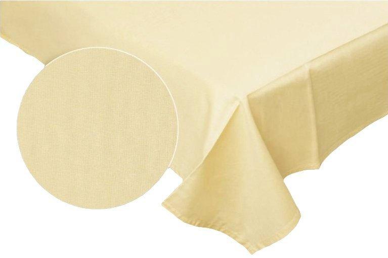 Prześcieradło RUBIN 100% bawełna 160x200 bez gumki wz.krem 513/T