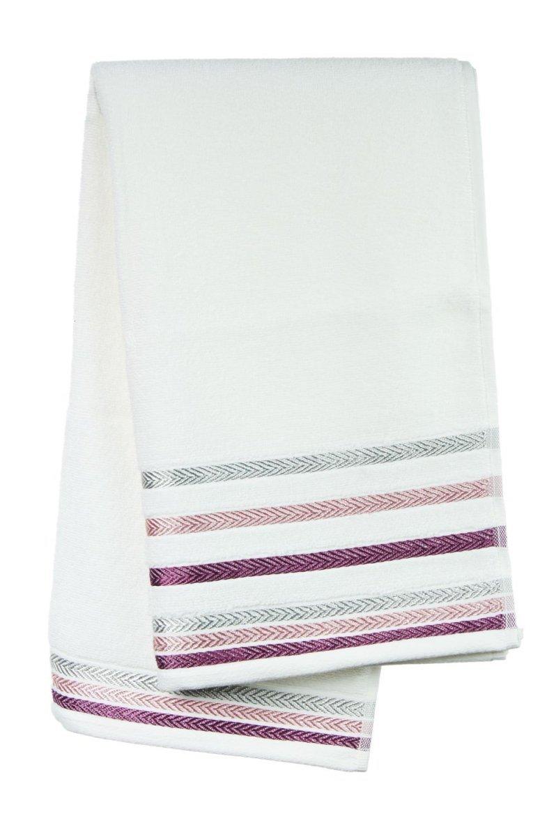 Ręcznik BIANNA 70x140 kolor biały