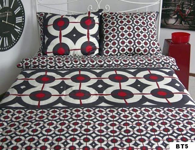 Poszewki na poduszki 70x80 - bawełna andropol wz. BT05