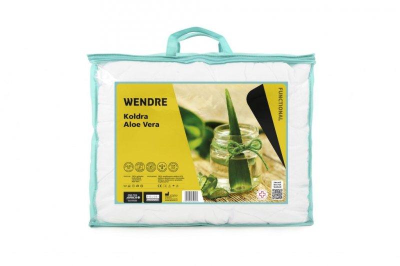Kołdra uniwersalna Aloe Vera 160x200 Wendre - wyrób medyczny