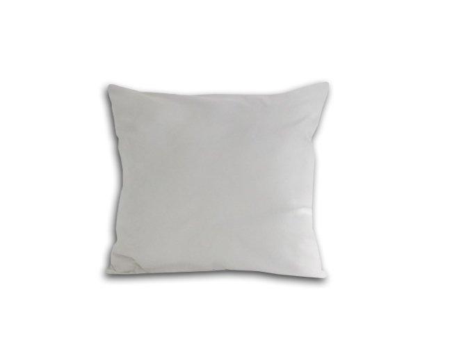 Poszewka na poduszkę 40x40 - 100% bawełna satynowa DARYMEX, zapięcie na zamek wz. biały