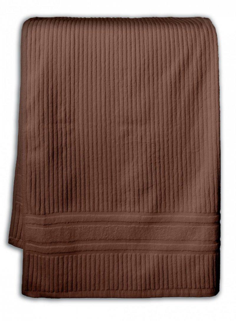 Ręcznik NAPOLI 100x150 kolor Czekolada