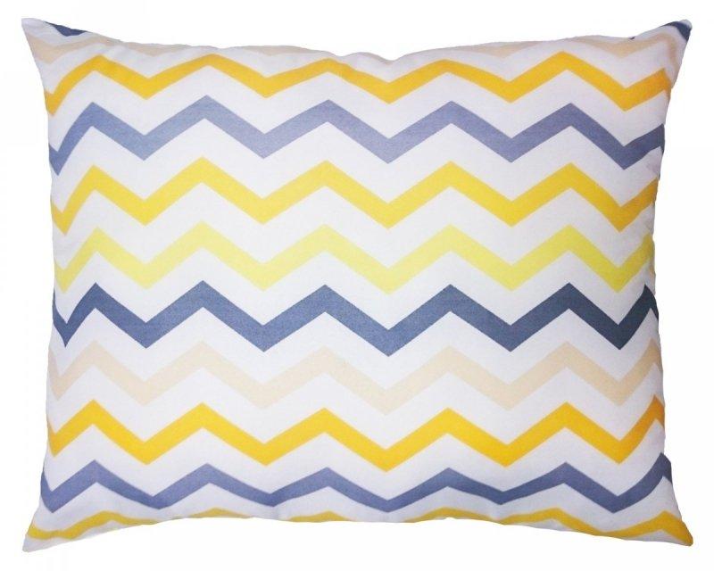 Miękka poduszka 50x70 MIX wzorów i kolorów