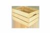 Holzkiste SD-3-40x30 unbehandelt oder geölt
