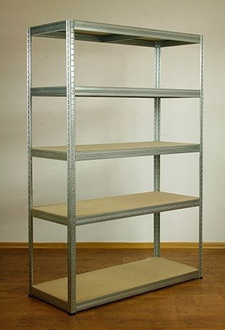 Metallregal HZ Helios 180x110x45 5 STABIL