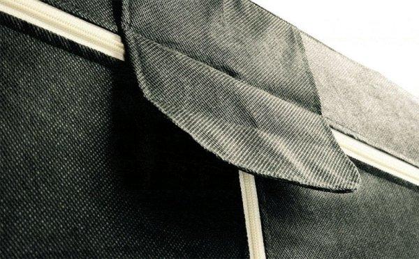 Schutzhülle für Helios , Höhe 213 cm, mehrere Breiten und Tiefen, grau oder schwarz, NEW