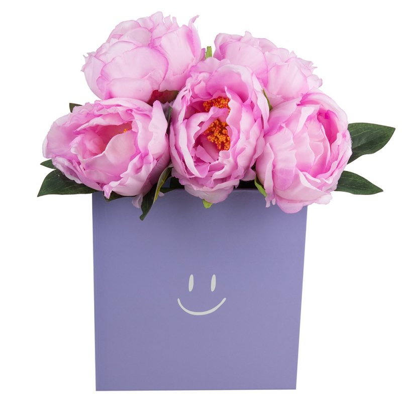 Flower Box Kwardatowy Wrzos Smile 17cm