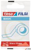 Taśma biurowa TESA BASIC 15x10m (10sztuk) 58553-0000-00