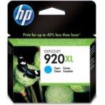 Tusz HP 920XL do Officejet 6000/6500/7000/7500 | 700 str. | cyan