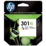 Tusz HP 301XL do Deskjet 1000/1050/1510/2000/2050/3000/3050   330 str.   CMY