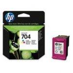 Tusz HP 704 do Deskjet Ink Advantage 2060 | 200 str. | CMY