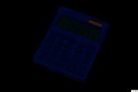 Kalkulator CITIZEN SDC812NRNVE granatowy